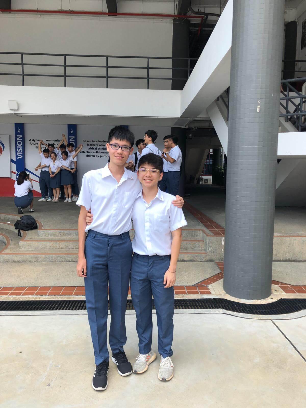 Yip Hao Jin, YIJC, H2 Physics